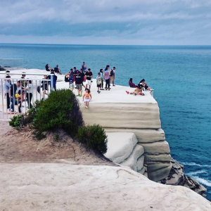 Thrillseeking Tourists To Be Fined For Jumping The Safety Fence At
