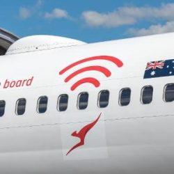 AGENT ALERT: Qantas switches on fast, free inflight wifi on flights